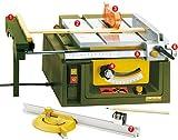 Proxxon Tischkreissäge-Feinschnitt FET, 1 Stück, grün/silber / schwarz/gelb / orange/rot, 27070