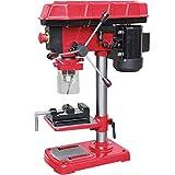 WALTER Tischbohrmaschine 500 W mit schwenkbaren Bohrtisch für schräge Bohrungen, inkl....