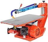 Hegner Dekupiersäge Multicut SE (Säge elektrisch 400 - 1400 U/min; Durchgang: 46 cm; Höhe 65 cm)...