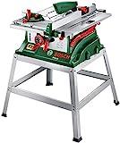 Bosch DIY Tischkreissäge PTS 10 T, Untergestell, Spaltkeil, Tischverlängerung, Winkelanschlag,...