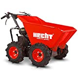 HECHT Mini-Dumper 2636 Muldenkipper Motor-Schubkarre Transporter