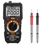 Digital Multimeter, Tacklife DM01M Advanced Multimeter mit 6000 Counts, True RMS, Temperaturmessung,...