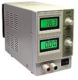 Komerci QJ1502C Regelbares DC Labornetzgerät Labornetzteil 0-15V 0-2A, stabilisiert,...