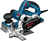 Bosch Professional Hobel GHO 40-82 C (Falztiefenanschlag, Parallelanschlag, Staubbeutel,...