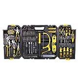 TECCPO 97-teiliges Werkzeug-Set für Hausbesitzer, Handreparatur, Multiwerkzeug-Sets,...