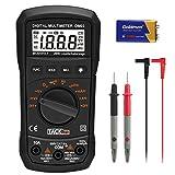 Tacklife DM03 Multimeter Digital Autorange Max Halten AC DC Spannung Strom Widerstand Messgerät mit...