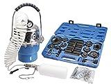 Herkules Werkzeuge Bremsen entlüften Druckluft Bremsenentlüftungsgerät Adaptersatz 10 Stück...