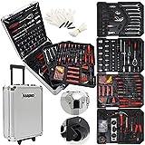 Masko 949 Werkzeugkoffer Werkzeugkasten Werkzeugkiste Werkzeug Trolley  Profi  949 Teile...