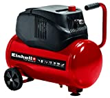 Einhell Kompressor TC-AC 200/24/8 OF (1.200 W., max. 8 bar, Druckminderer, öl-/servicefreier Motor,...