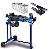 scheppach liegend Holzspalter HL760LS Brennholzspalter Hydraulikspalter elektrisch 230V +...