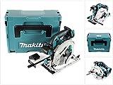 Makita DHS 680 ZJ Akku Handkreissäge 18V 165 mm Solo im Makpac - ohne Akku, ohne Ladegerät