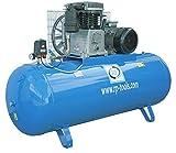 RP-TOOLS Kompressor 500 l 2 Zyl. 10 PS 400 V - AN 990L AB 870L - Betriebsdruck 15 Bar - Made in...