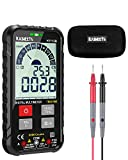 KAIWEETS 112B Digital Multimeter, intelligentes Messgerät palmgroßer Stromprüfer CAT III 600 V,...