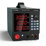 HANMATEK Labornetzgerät HM310P DC 0-30V / DC 0--10A, Regelbar, Labornetzgerät DC mit 4-stelliger...