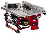 Einhell Tischkreissäge TC-TS 200 (max. 800 W, Ø200x16 mm Sägeblatt, wartungsarm und mobil, inkl....