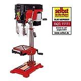 Einhell Säulenbohrmaschine TE-BD 750 E (750 W, 450 - 2500 min-1, stufenlose Drehzahlregulierung,...