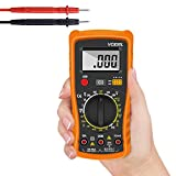 Digital Multimeter,Multimeter Voltmeter AC/DC Multi Tester,Digital Multimeter Messgerät mit...