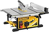 Dewalt Tischkreissäge DWE7492 (2.000 Watt, 250 mm, 77 mm max. Schnittbereich, beidseitiger...