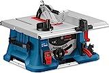 Bosch Professional Tischkreissäge GTS 635-216 (1600 Watt, Sägeblatt-Ø: 216 mm, Sägeblattbohr-Ø:...