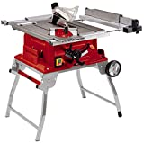 Einhell Tischkreissäge TE-CC 250 UF (max. 2000 W, Ø250 x ø30 mm Sägeblatt, 0-78 mm Schnitthöhe,...
