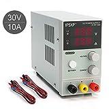 Labornetzgerät, IPSXP KPS1203D 0-30V 0-10A DC Regelbar Netzgerät Stabilisiert Digitalanzeige...