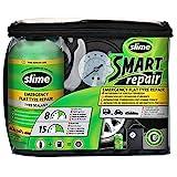 Slime CRK0305-IN Flache Reifenreparatur, Smart Repair, Autoreifen-Notfallausrüstung, enthält...