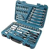 HYUNDAI Werkzeugset K70 (70-teiliger Werkzeugkasten aus Cr-V-Stahl, 72-Zahn Umschaltknarren, SUPER...
