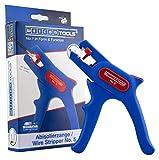 WEICON TOOLS Abisolierzange No. 5 / Automatische Abisolierzange für alle gängigen flexiblen und...