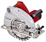 Einhell Handkreissäge TC-CS 1400 (1400 W, max. 66 mm, Sägeblatt Ø 190, 24 Zähne, Softstart,...