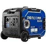 DENQBAR 4200 W Inverter Stromerzeuger Notstromaggregat Stromaggregat Digitaler Generator...