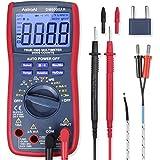 AstroAI Digital Multimeter, True RMS 6000 Counts Advanced Multimeter, messen AC/DC Spannung, AC/DC...