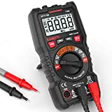 Digital Multimeter, KAIWEETS® Strommessgerät Auto Ranging True RMS 4000 Counts, Messung von AC/DC...