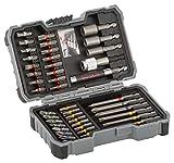 Bosch Professional 43tlg. Schrauber Bit Set (Zubehör Bohrschrauber)