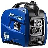 DENQBAR 2100 W Inverter Stromerzeuger Notstromaggregat Stromaggregat Digitaler Generator...