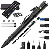 Professional TAKTISCHER Stift Military Survival Pen MIT LED 12IN1 CUBATON Pen-2, Selbstverteidigung,...
