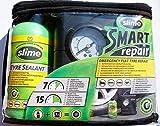 Slime CRK0305-IN Flache Reifenreparatur, Smarte Reparatur, Autoreifen-Notfallausrüstung, enthält...