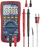 AstroAI Digital Multimeter, Voltmeter Ohmmeter Amperemeter Mit TRMS 4000 Counts, Manuell und...