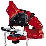 Einhell Sägekettenschärfgerät GC-CS 85 E (85 W, 5500 min-1, Schleifwinkeleinstellung m. Skala,...