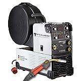 STAHLWERK MIG 270 ST IGBT - MIG MAG Schutzgas Schweißgerät mit 270 Ampere, FLUX Fülldraht...