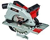 Einhell Handkreissäge TE-CS 190/1 (1.500 W, 5.500 min-1, werkzeuglose Einstellung, großer...