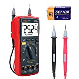 RAGU 17B Multimeter Automatisch Digital True RMS6000 2 Eingebauten Keramiksicherungen