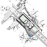 Messschieber Digital, Orthland Schieblehre IP54 Edelstahl Mikrometer Messlehre Messwerkzeuge 150mm...