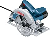 Bosch Professional Handkreissäge GKS 190 (1400 Watt, Kreissägeblatt: 190 mm, Schnitttiefe: 70 mm,...