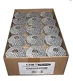 7200 Dachpappnägel 3,1x32mm Ring feuerverzinkt Coilnägel für 16° Dachpappnagler