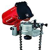 Einhell Sägekettenschärfgerät GC-CS 85 (Schleifscheibe, Tiefenbegrenzung, Kettenspannvorrichtung,...