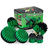 Cleaning Supplies - Kitchen Accessories - The Ultimate Kitchen Drill Brush Attachment Kit - Crock...
