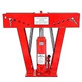 Rohrbiegemaschine Rohrbiegegerät 12t Biegemaschine Rohrbieger Hydraulisch 180 Grad bis 2'