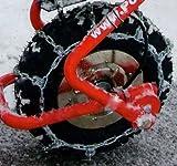 POWERPAC Schneekette passend für ED120 oder ES230 - AKKUSCHUBKARRE ELEKTROSCHUBKARRE...