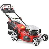 HECHT Benzin-Rasenmäher 5564 SX Rasenmäher (4,4 kW (6,0 PS), Schnittbreite 56 cm, 70 Liter...