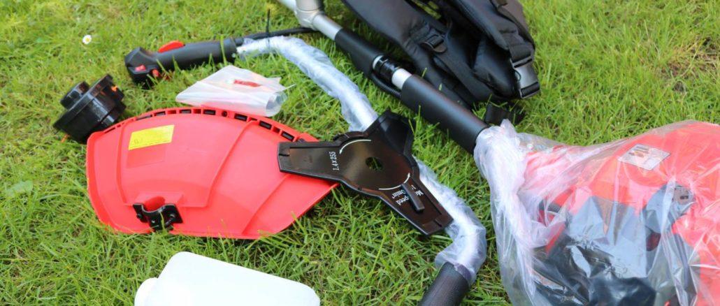 Hecht 145 Freischneidermotorsense Im Test By Werkzeugblognet